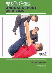 Cover of Annual Report 2019-2020
